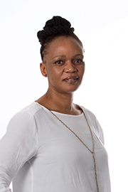 Group SHEQ Manager Mercia Maletswa is passionate about health and safety.