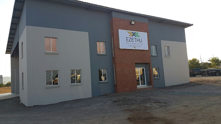 Image of new depot